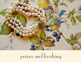prices and booking